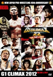 G1 CLIMAX2012 ~THE ONE & ONLY~