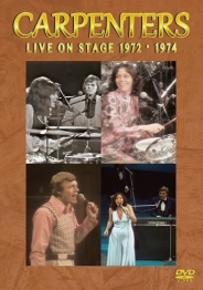 CARPENTERS LIVE ON STAGE 1972・1974