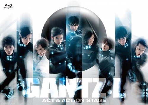 舞台「GANTZ:L」―ACT&ACTION STAGE―Blu-ray