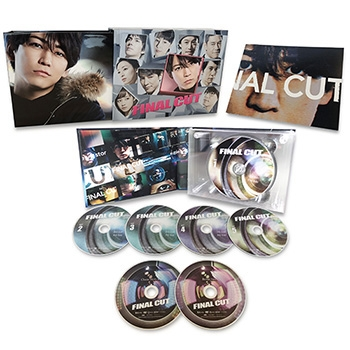 FINAL CUT DVD-BOX