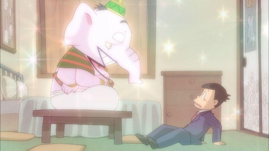 ゾウ かなえる ドラマ を 夢