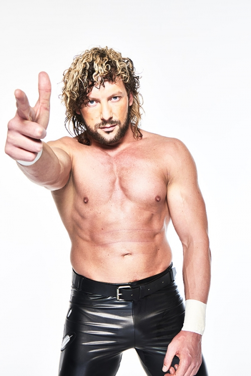 KENNY OMEGA - Ω(OMEGA) BOUTS -